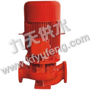 立式单级(稳压)消防泵组