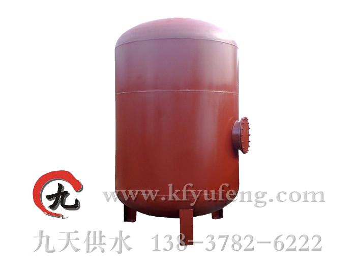 立式消防用水压力罐