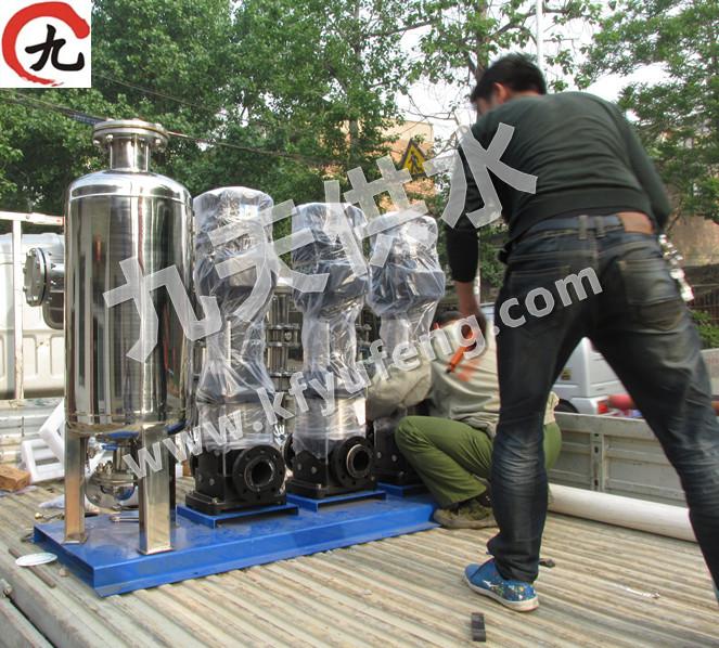 一拖三变频恒压供水设备